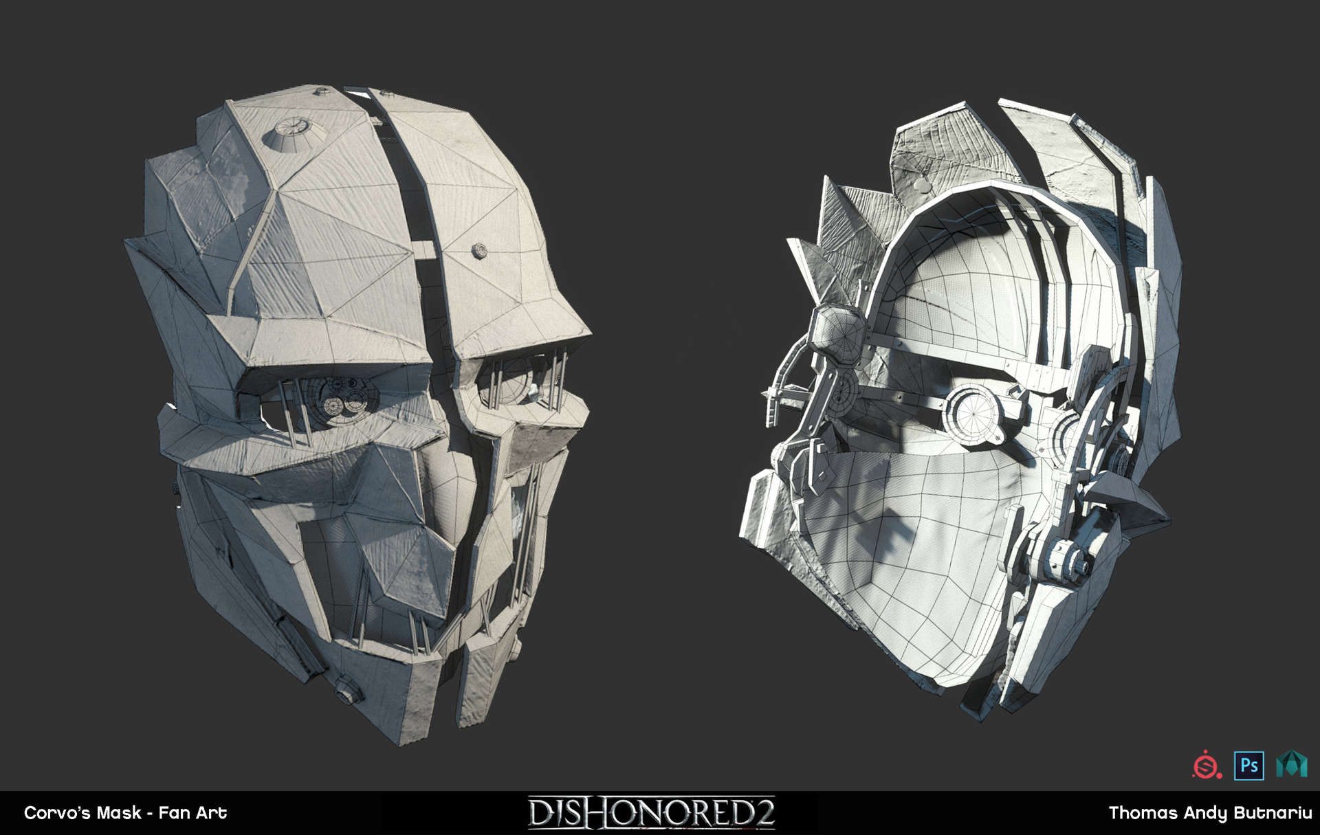 Thomas andy butnariu dishonoredmask2
