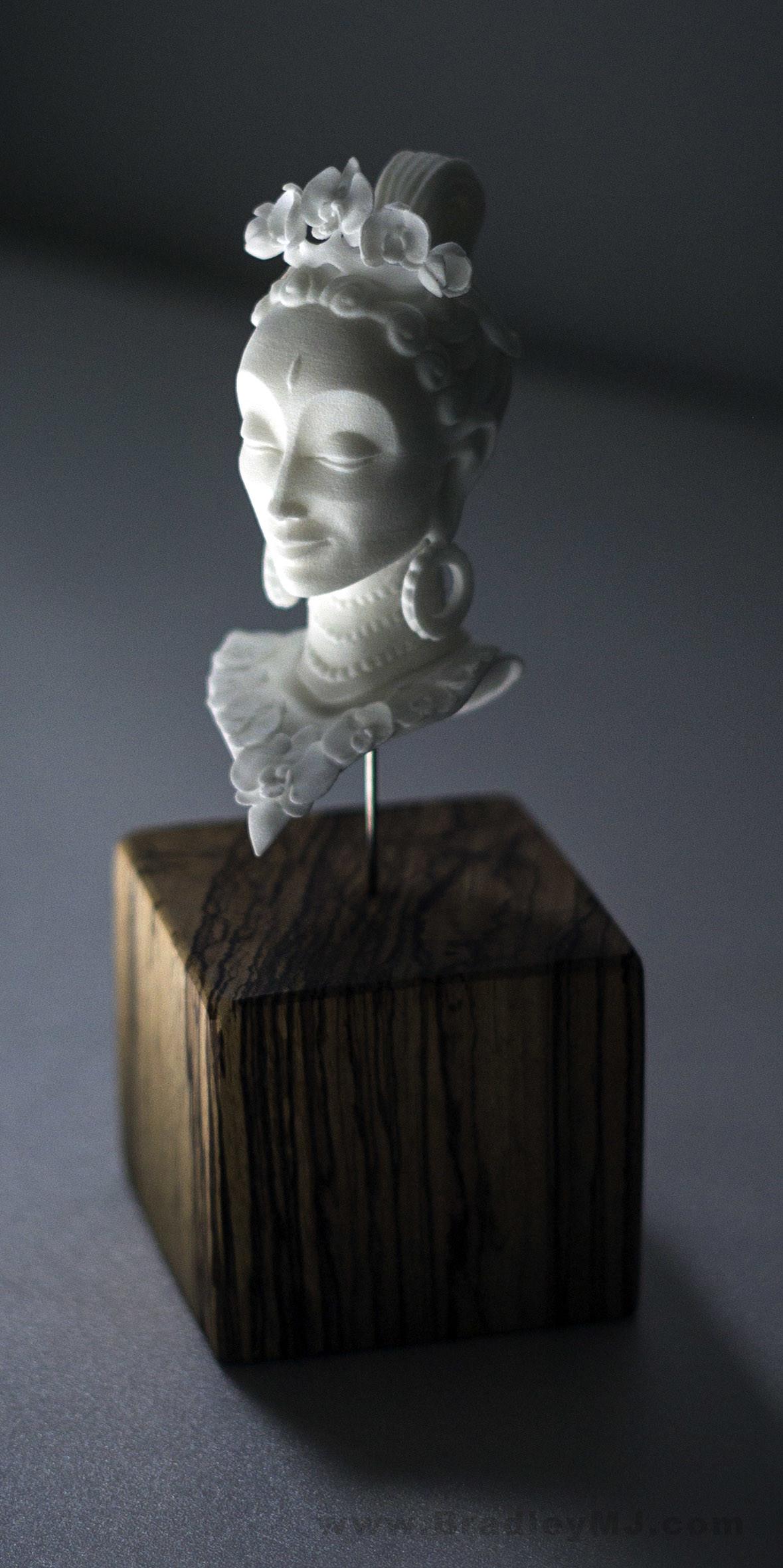 3D print upper 3qtr
