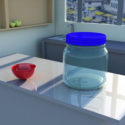 Rajesh sawant candy jar
