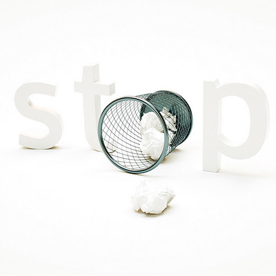 Stop Throwing ideas