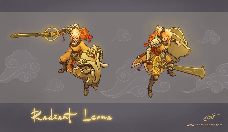 Thorsten erdt radiant leona 4