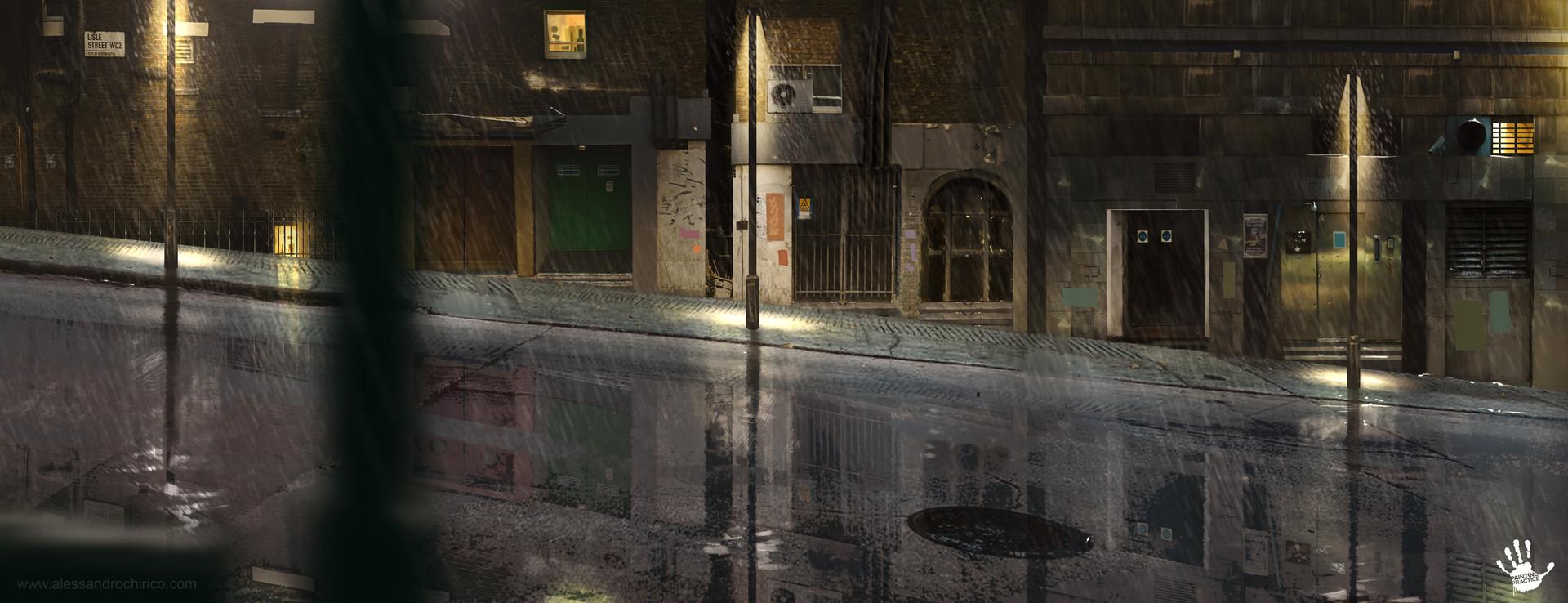 Alessandro chirico 10 concept street
