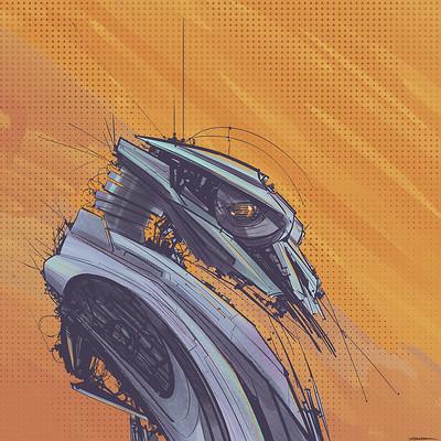 Todd kale robot66 color