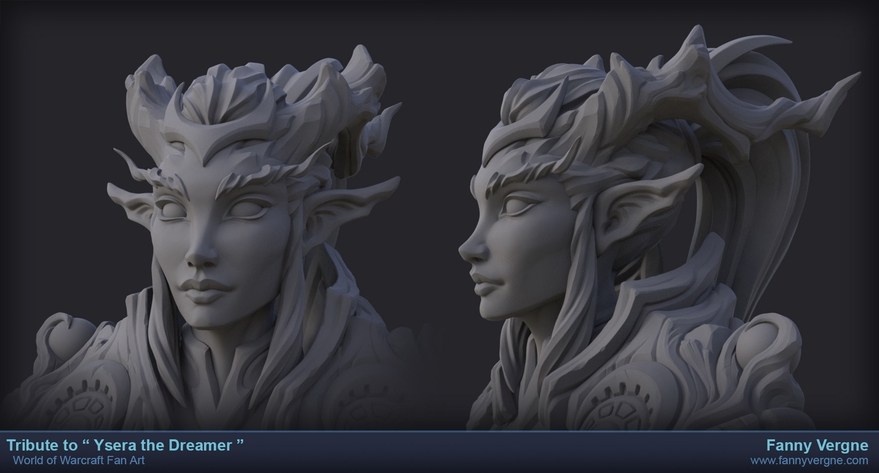 Highpoly Close-up