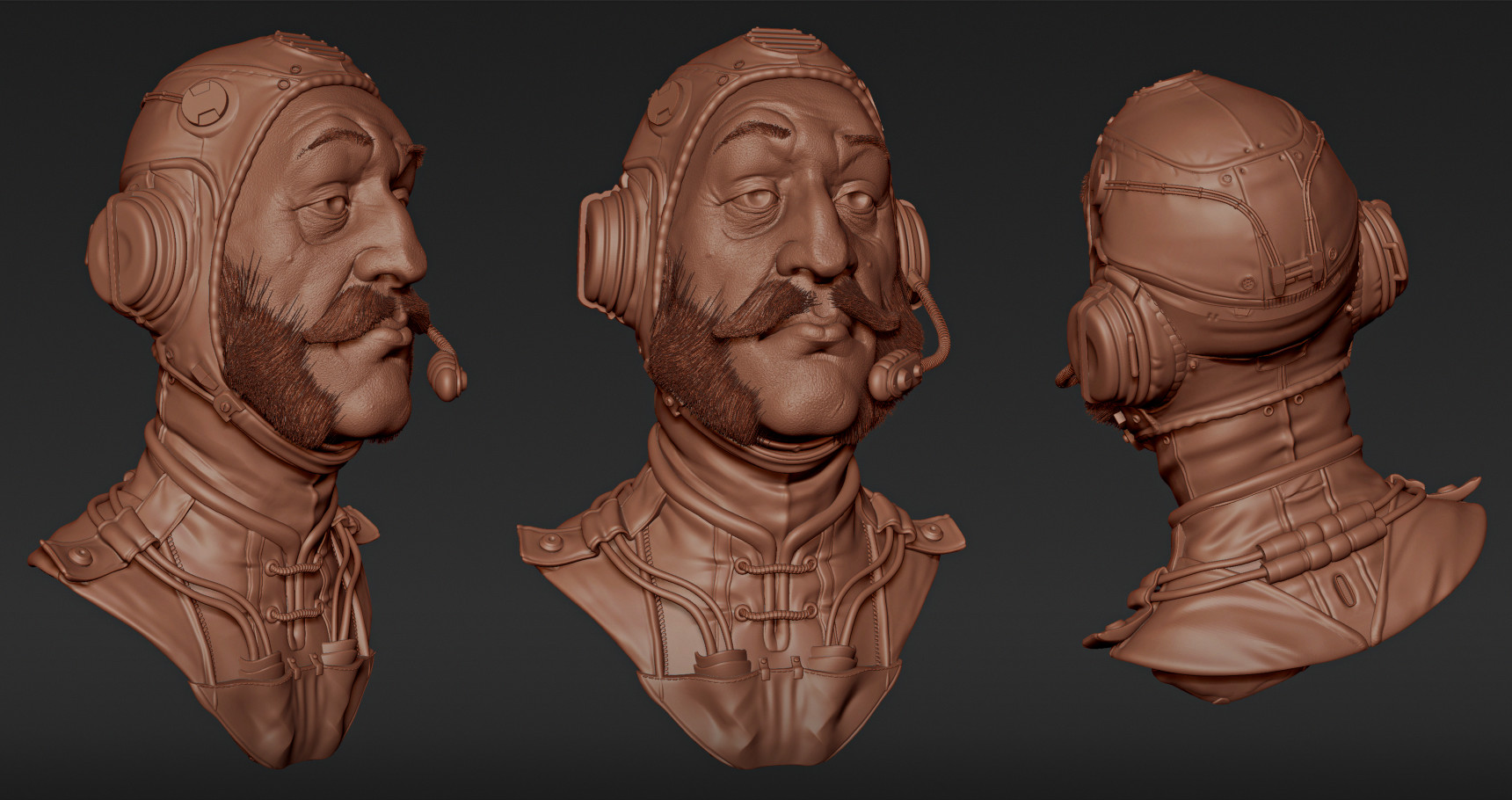 Matthew kean zbrush document