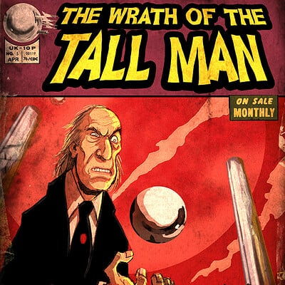 David hartman wrath of the tallman by hartman by sideshowmonkey dakrcha