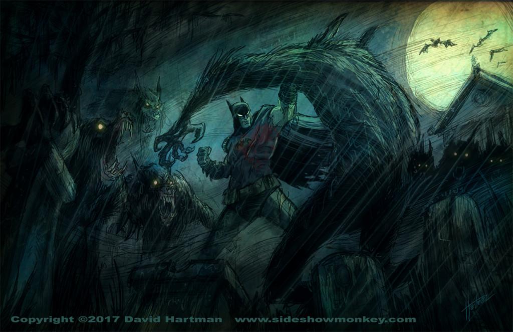 David hartman the graveyard bat by hartman by sideshowmonkey db2w5ya