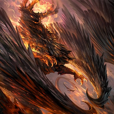 Sandara tang black crystal dragon fix