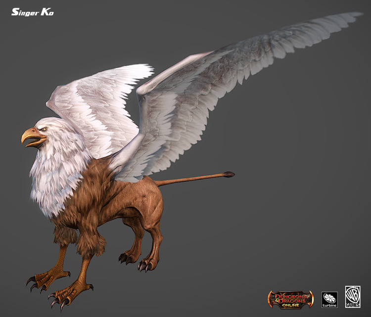 Griffon In-Game