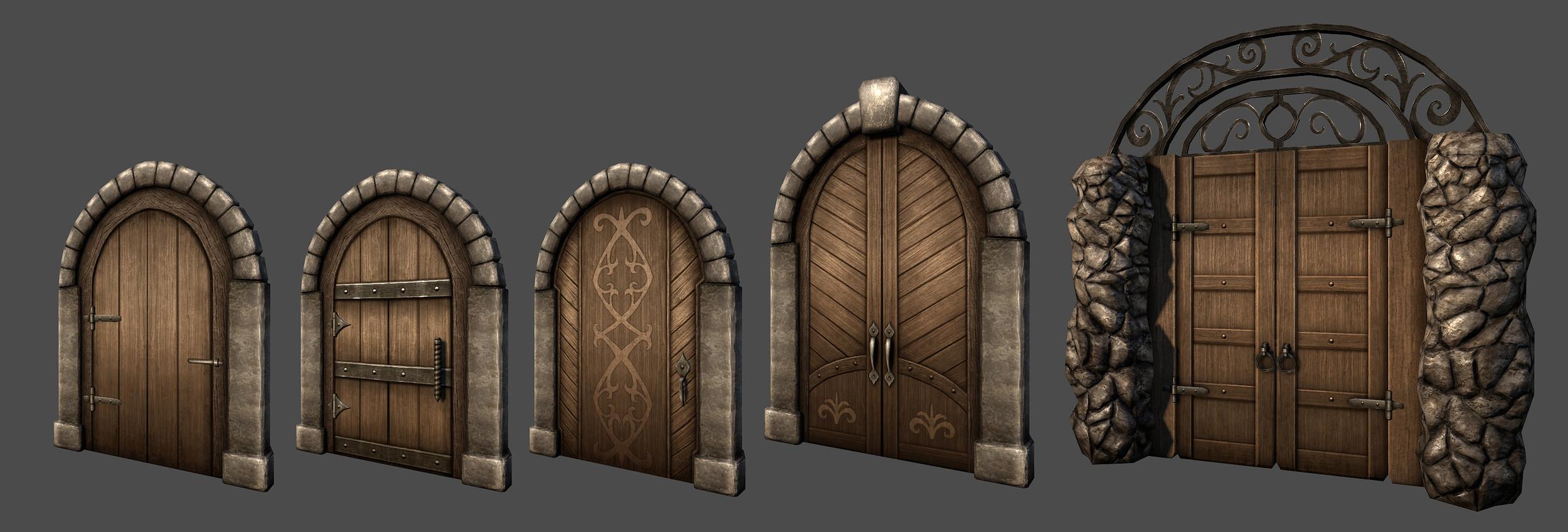 Eveningstar Doors