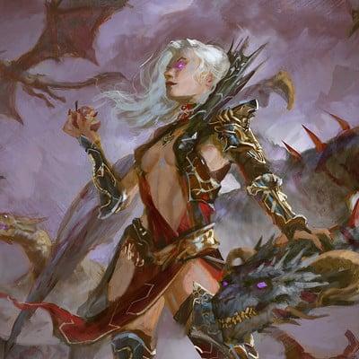 Sebastian horoszko 91 daenerys