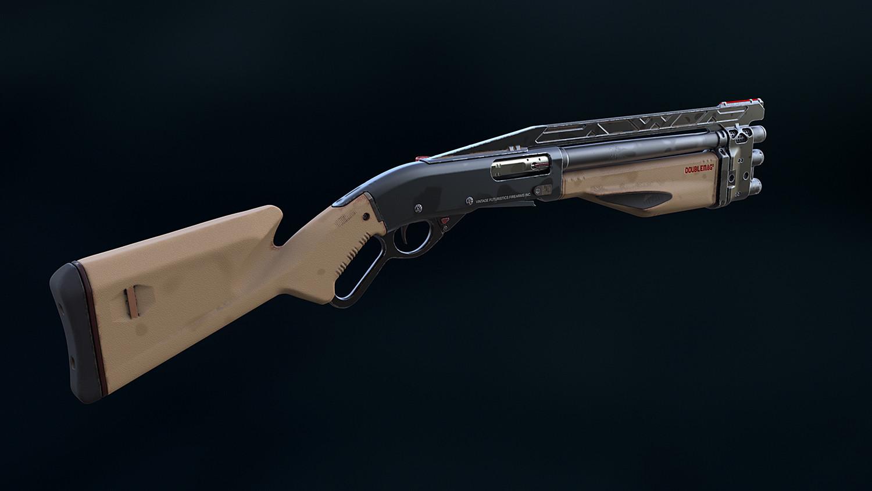 Daniel solovev 7c shotgun r1 v1