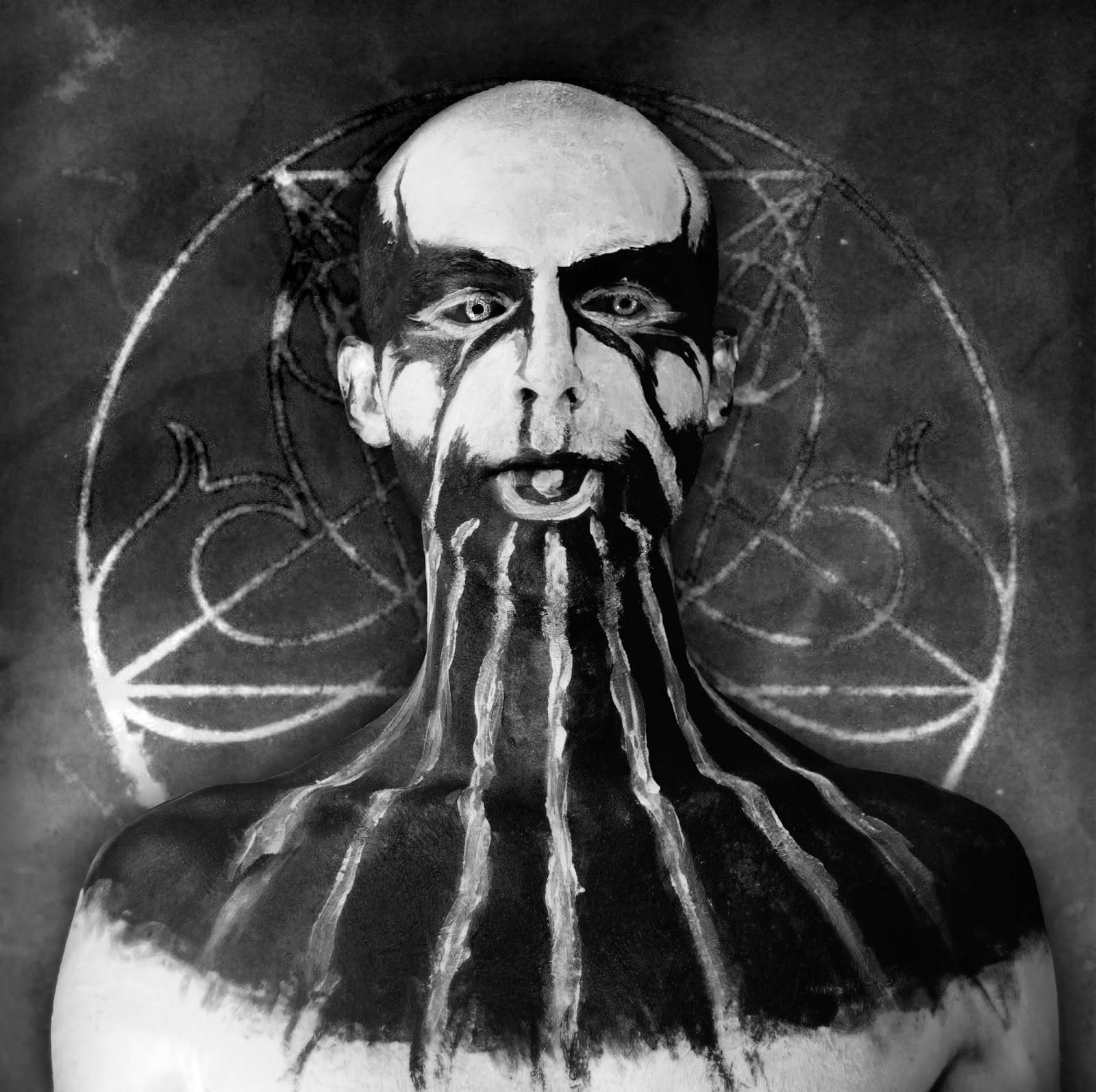 gabriel forbes black metal portraits