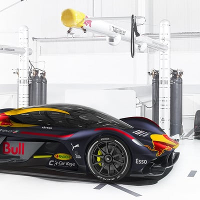 Javier oquendo aston martin am rb 001