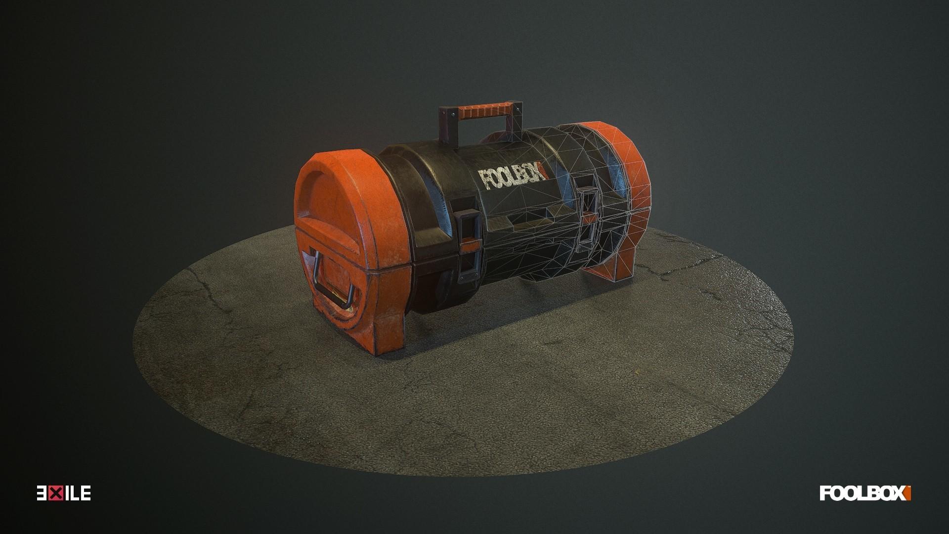 Mikael kivi exile foolbox01
