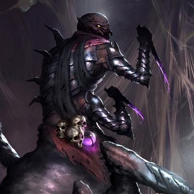 Cruel Venomblade