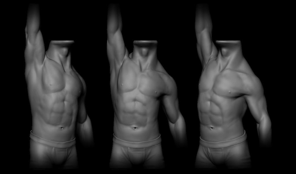 Jonnathan Miramontes - Anatomy Study