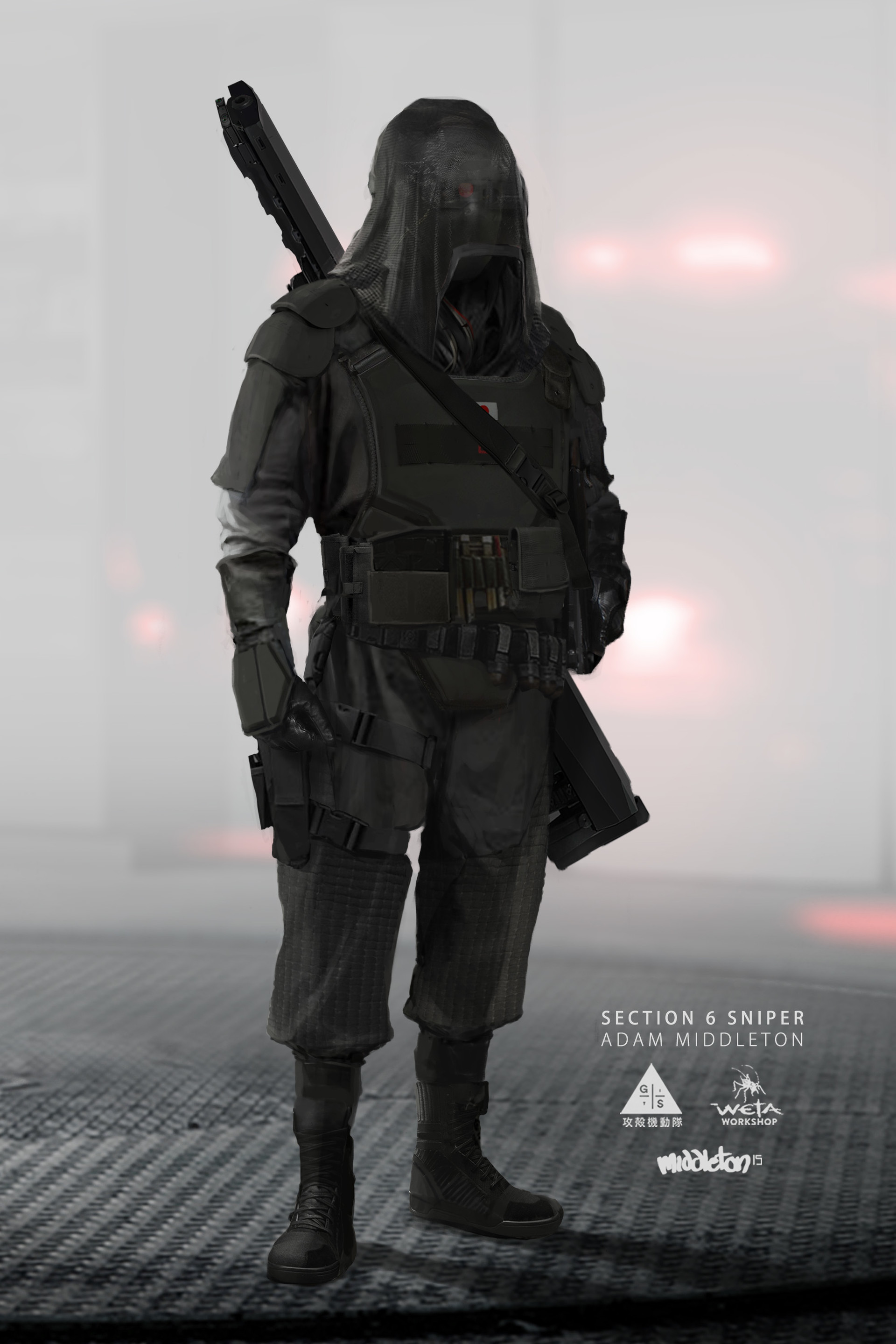 Section 6 Sniper