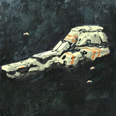 Duncan halleck motha ship