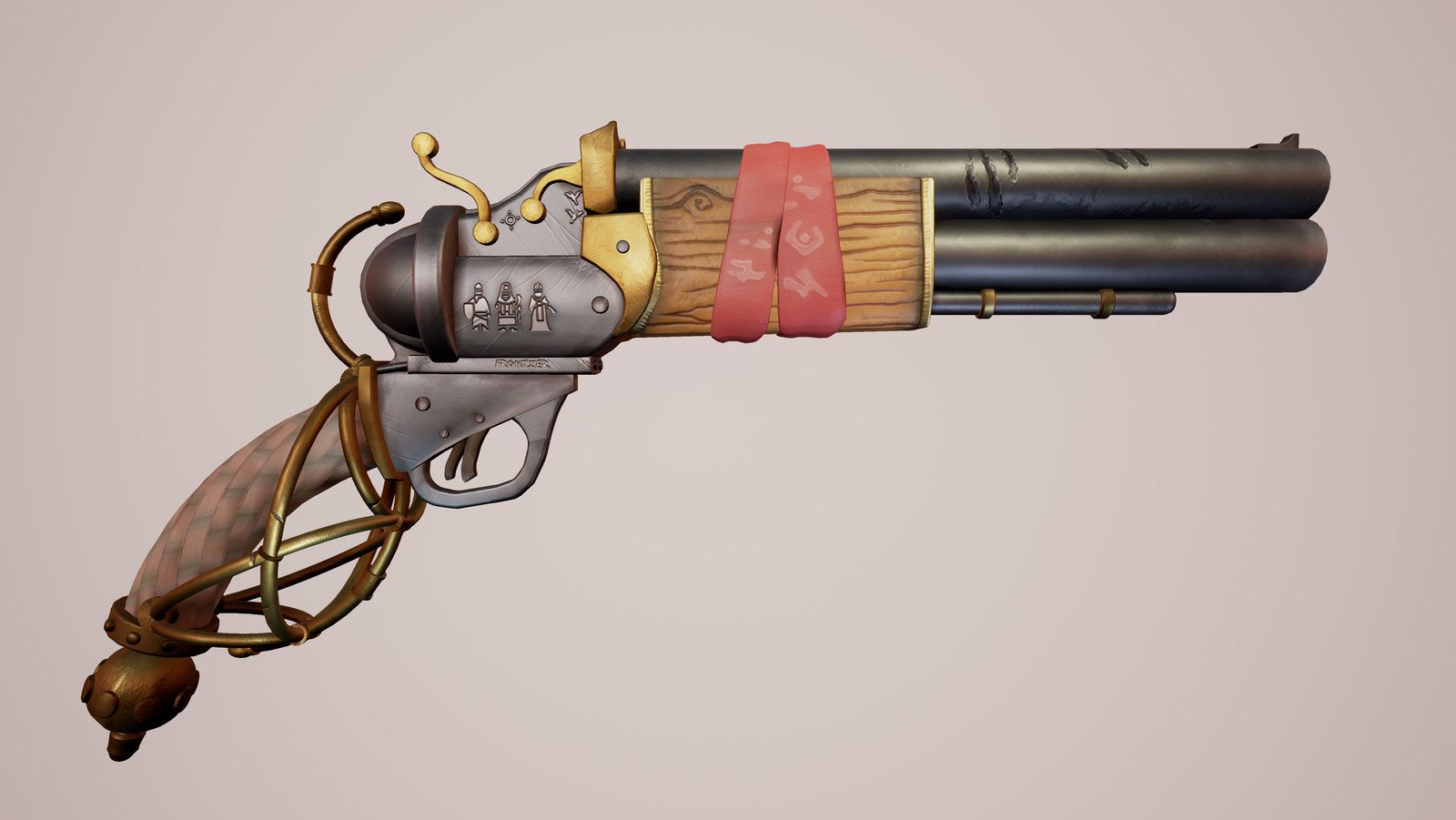 Original Weapon Concept | Frontier Chariot