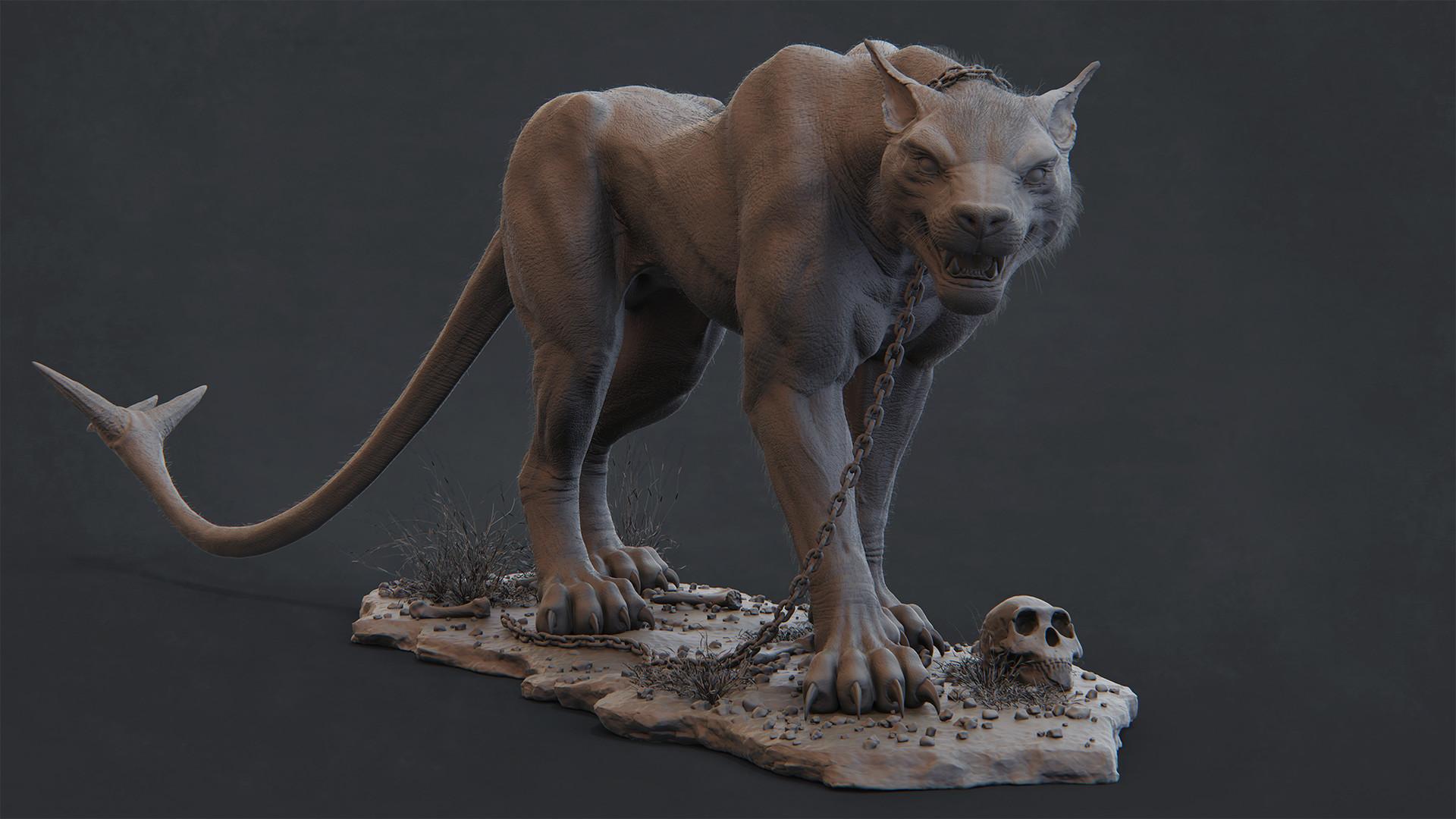 Riyx hasan creature left clay final
