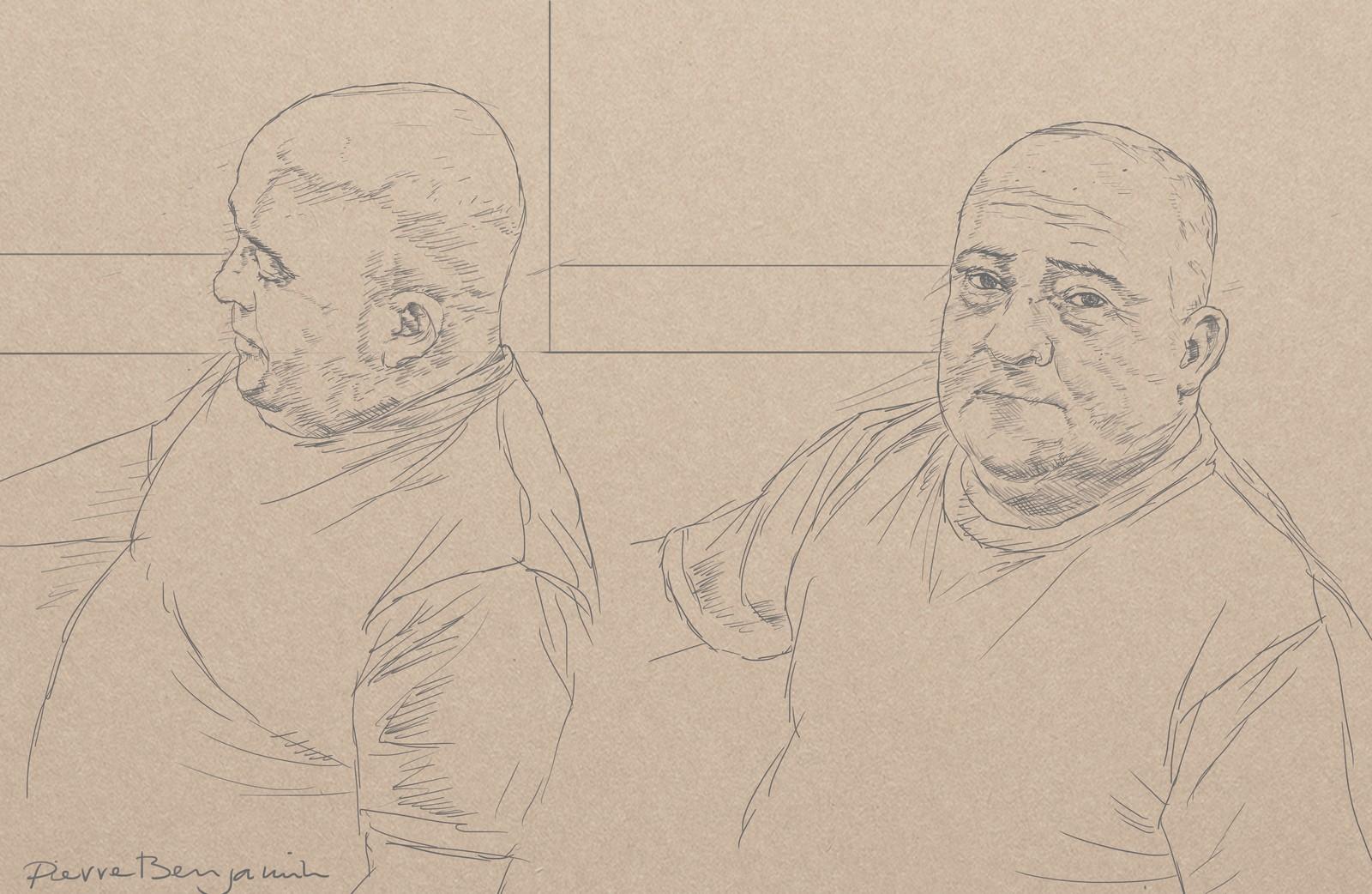 portrait georges