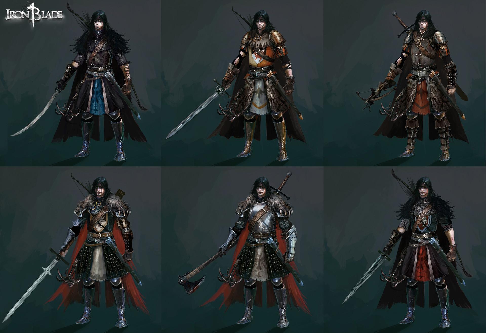 Alexandre chaudret hf armorset armors01