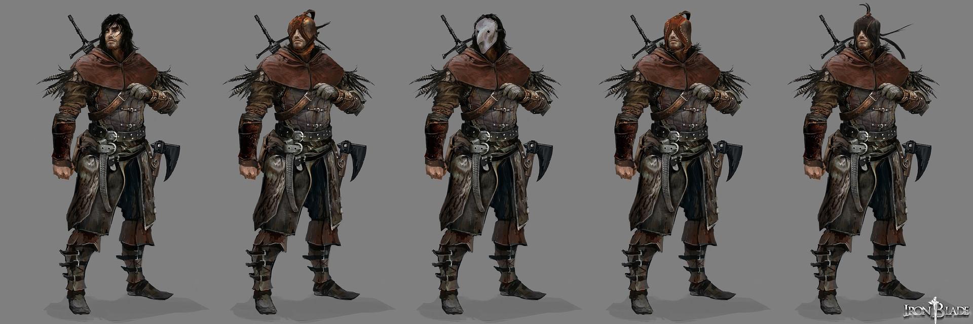 Alexandre chaudret gca character22