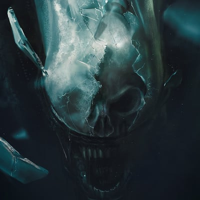Michael chang alien covenant fan art