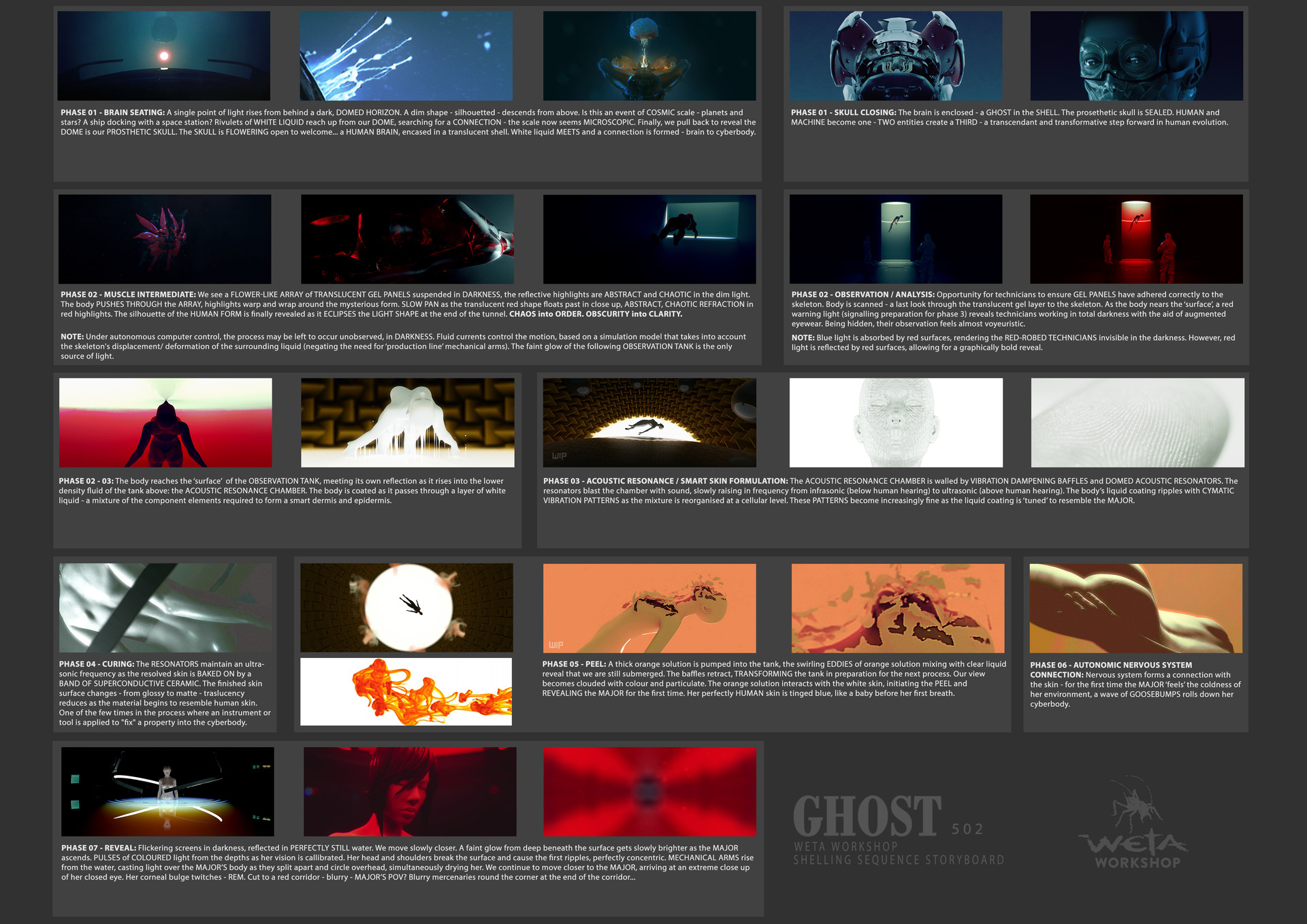 Sequence - Artists: Jeremy Hanna + Ben Hawker