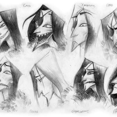 Mariya korshunova emotions viking