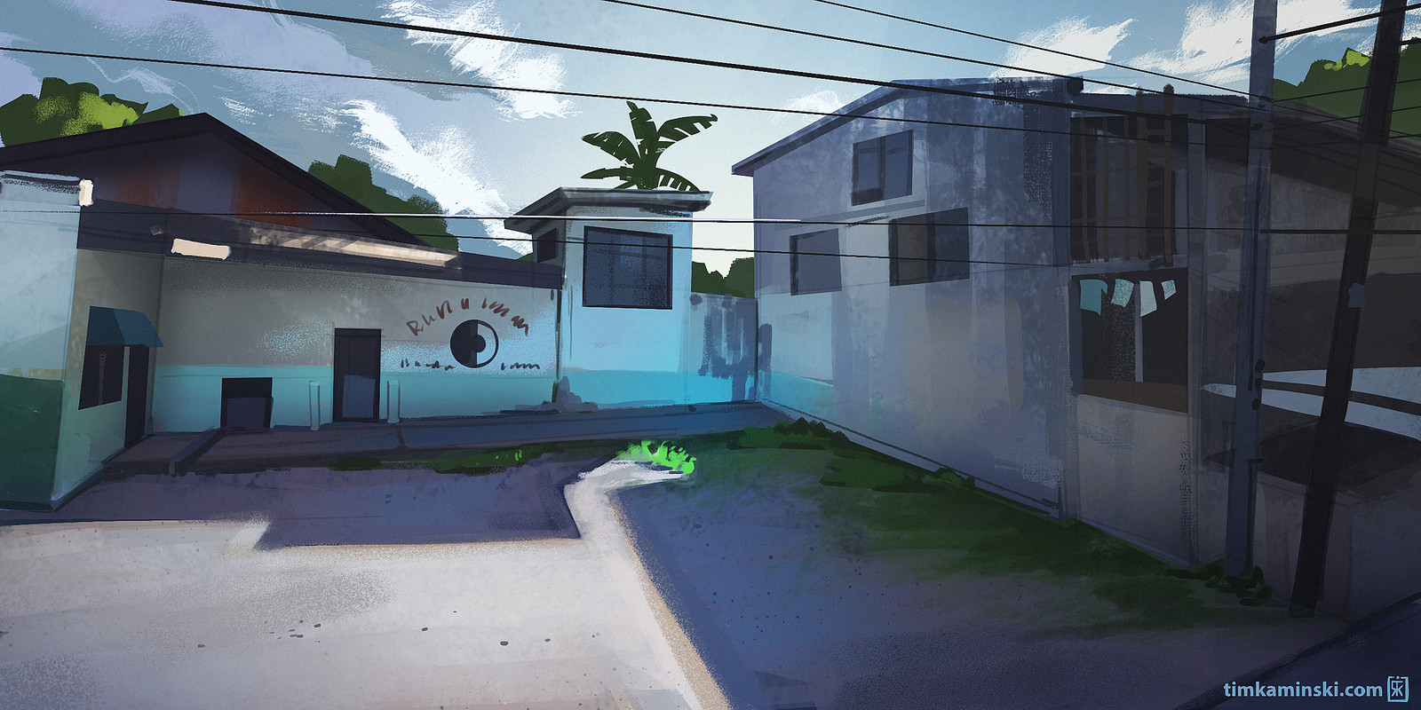 Digital Plein Air: Philippines