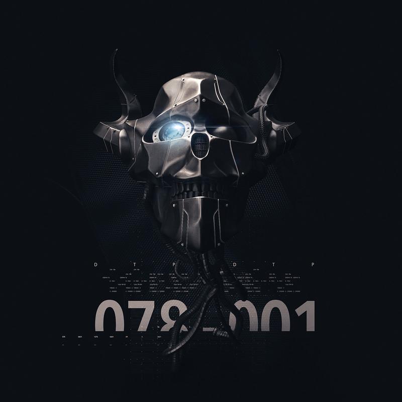 078-001 Mech robot