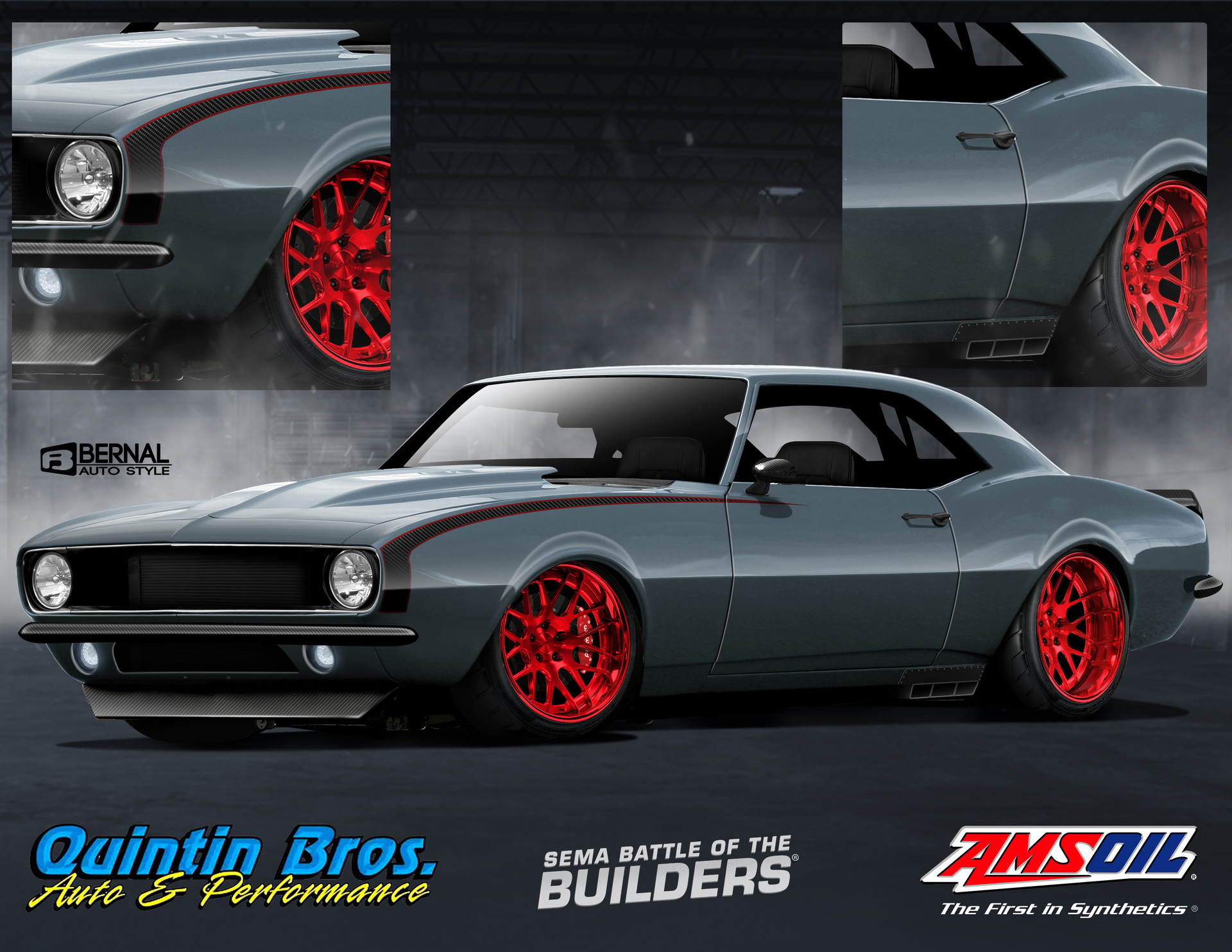 Pro Touring Camaro | New Car Release Date