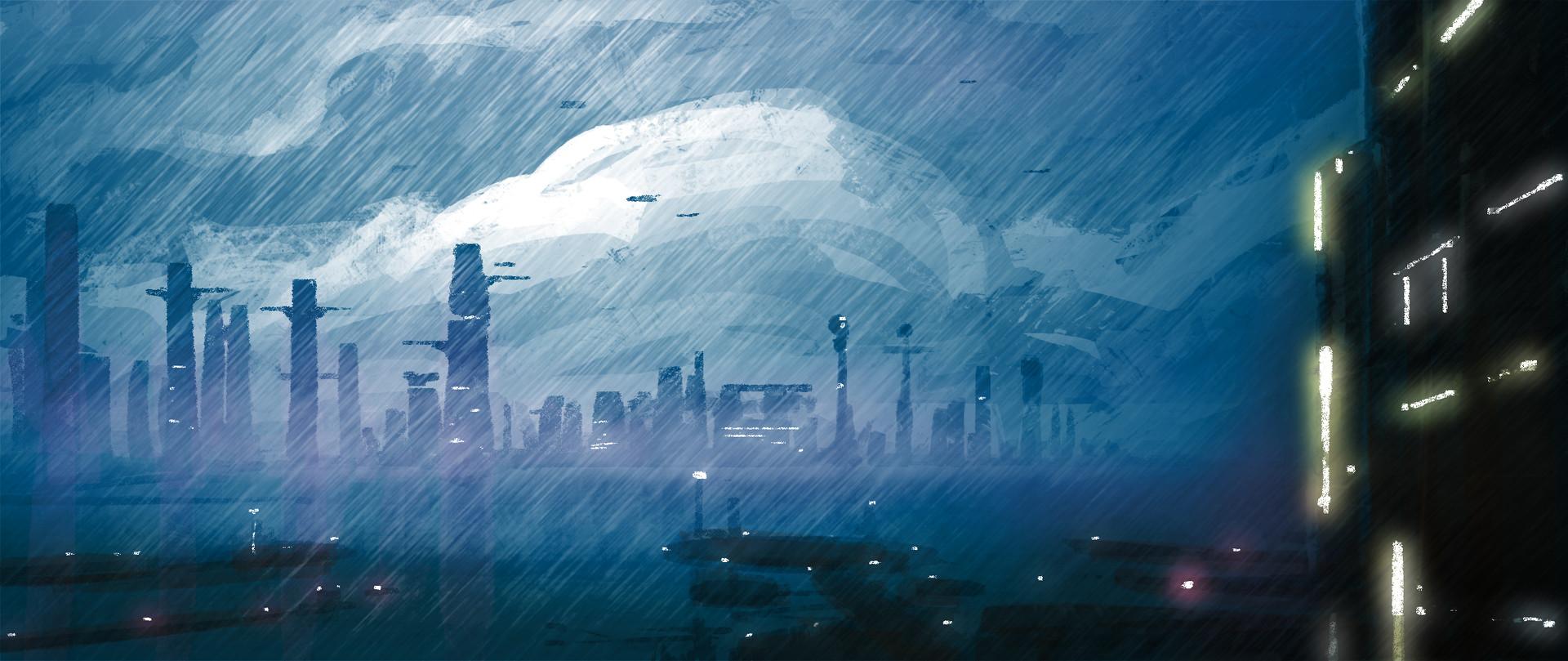 Coronet City Spaceport