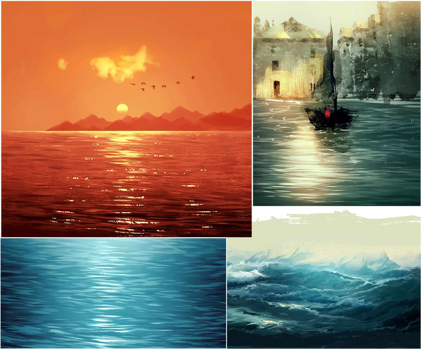Emrullah cita some works sea