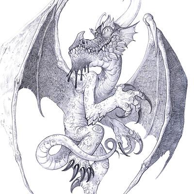 Edin durmisevic dragon smiling