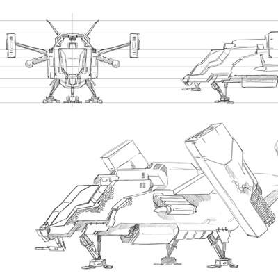 Yun nam 17 03 27 cyberpunk3 aircraft