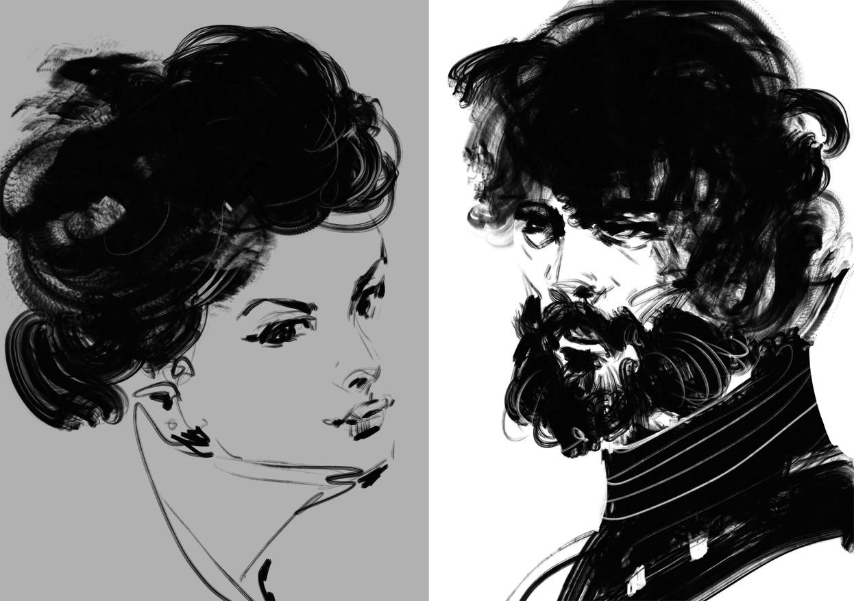 Heri irawan sketches 2017 03