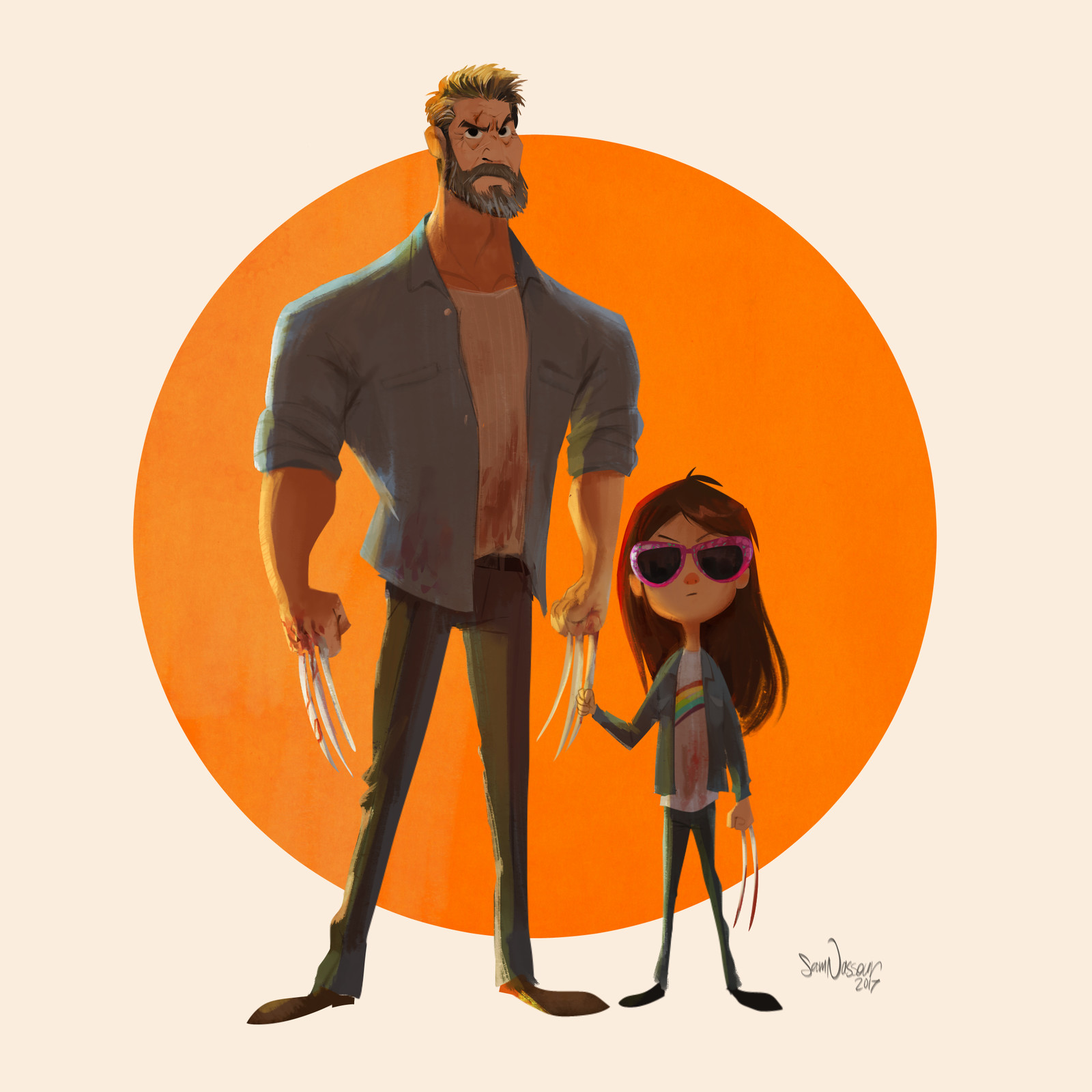 Logan: The Cartoon