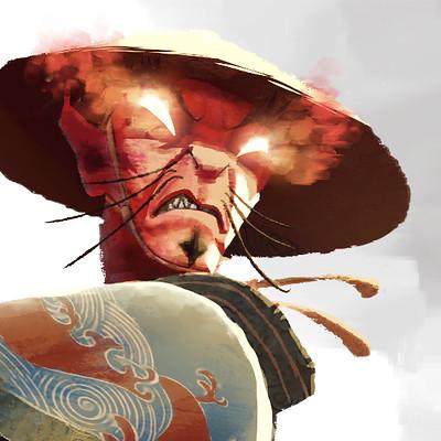Guilherme da cas samurai 10