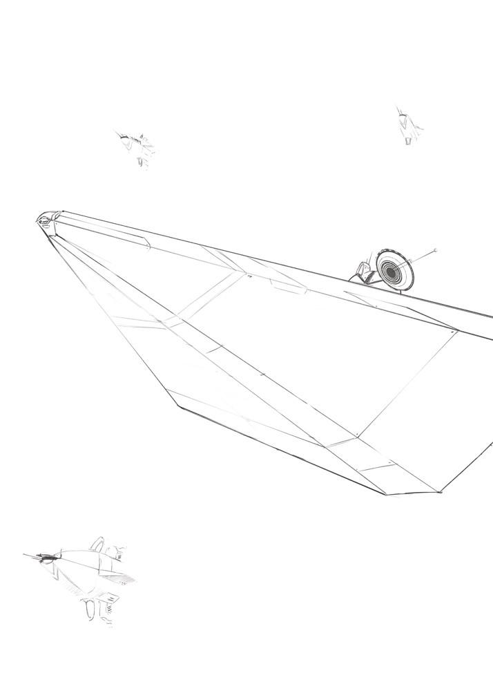 Michael rookard sensor drone controller mlr wip4