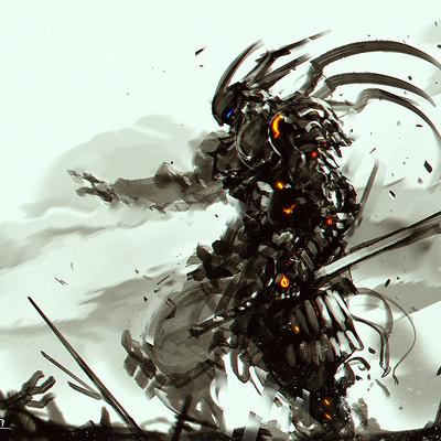 Benedick bana battle scar lores