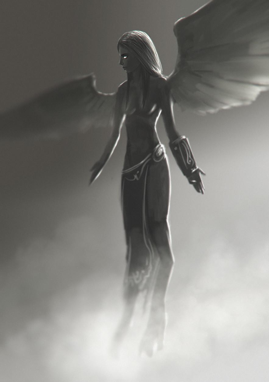 were angel