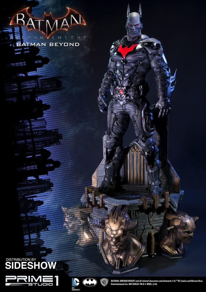 Alvaro ribeiro dc comics batman arkham knight batman beyond statue prime 1 studio 902683 07