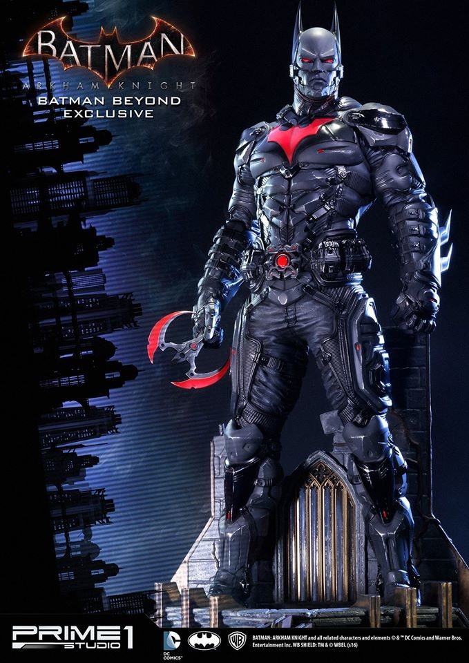Alvaro ribeiro prime 1 studio batman beyond statue 28
