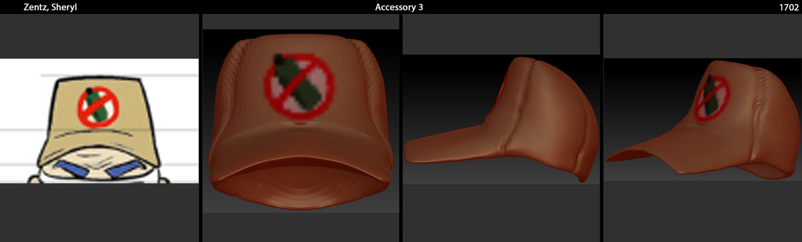 Accessory- Hat