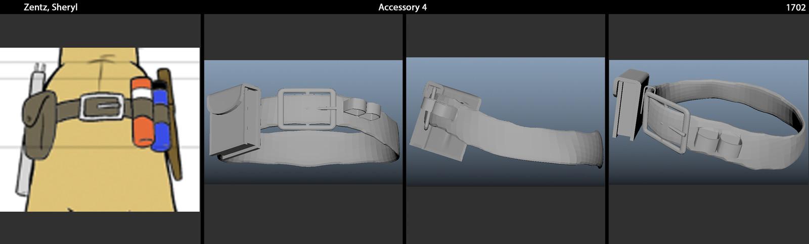 Accessory- Belt