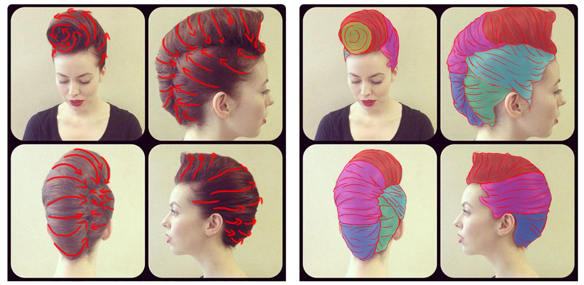 Sheryl zentz zentz sheryl hairbreakdown 1702