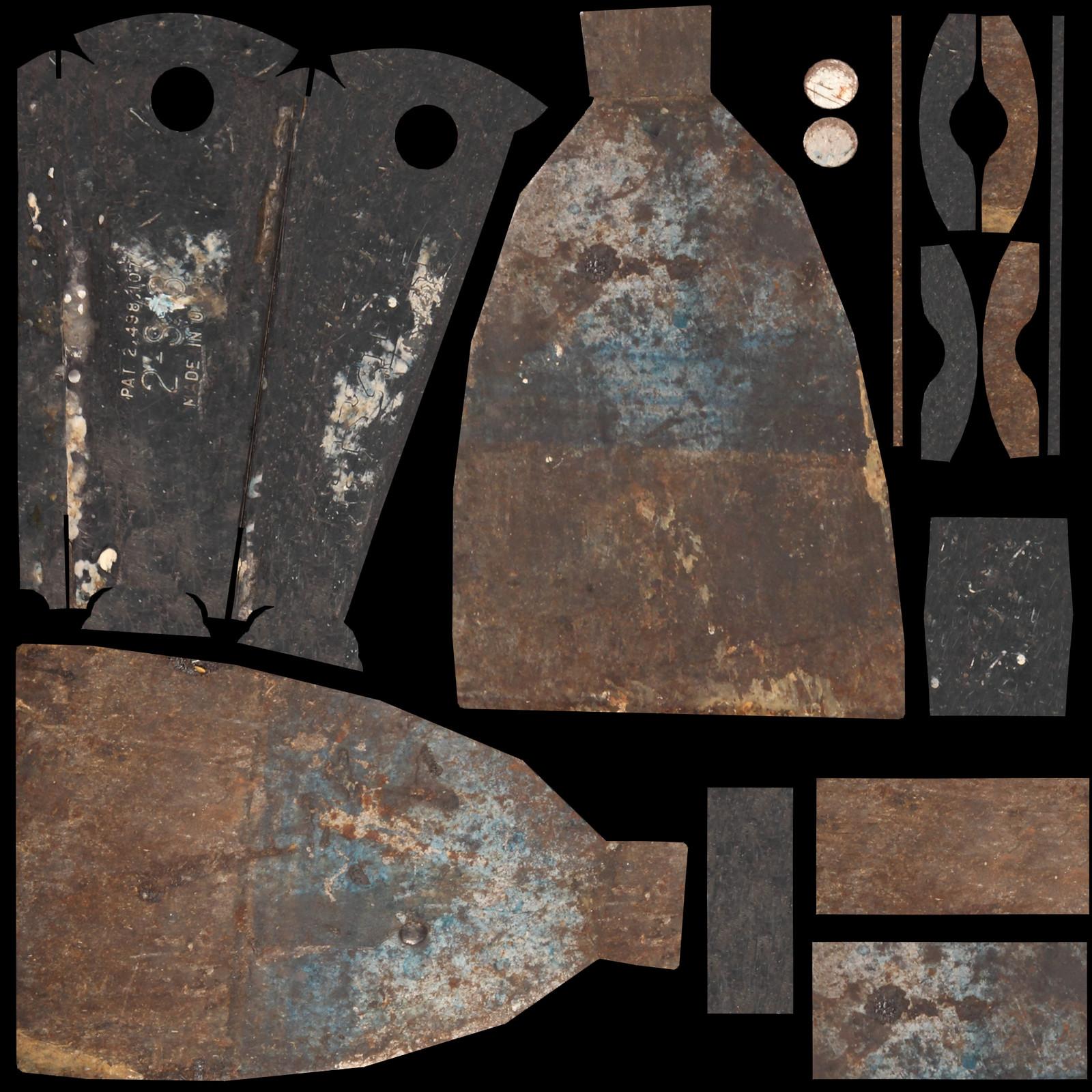 Scrapper Texture